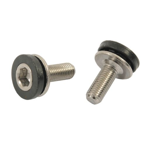 Cotterless Crank Bolts (Pair) - M8 - Long