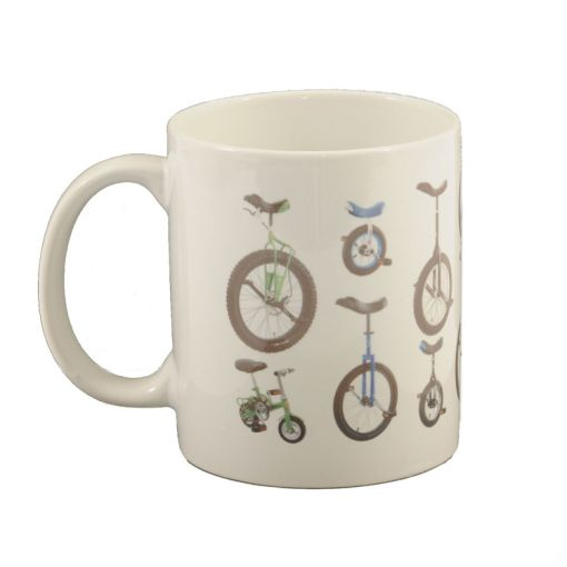 Unicycles Mug
