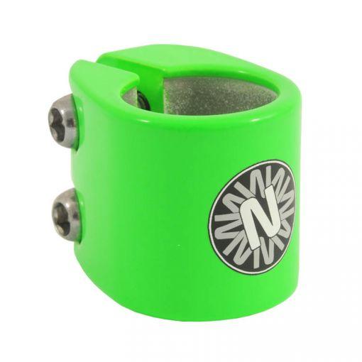 Nimbus Seatpost Clamp - Green (28.6mm)