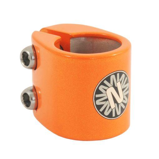 Nimbus Seatpost Clamp - Orange (28.6mm)