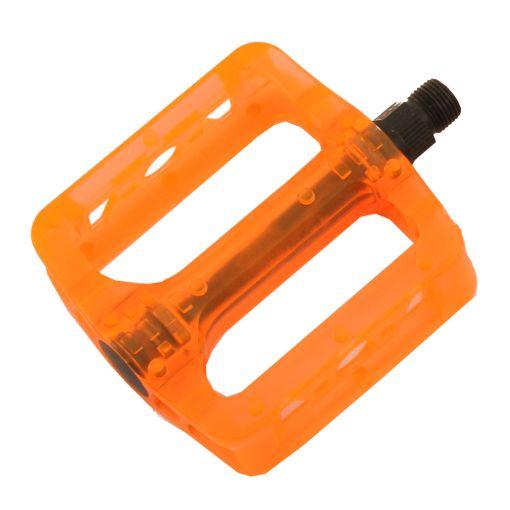 Darxide Crystal Pedals - Orange