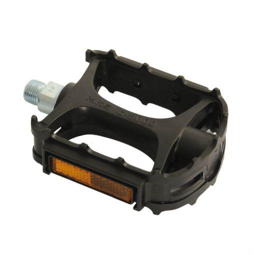 MKS 'Plastic' Cross Pedals Black