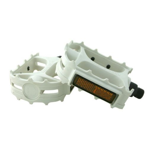 MKS (G-6000) Cross Pedals - White