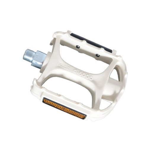 MKS 'Rubber' Freestyle Pedals
