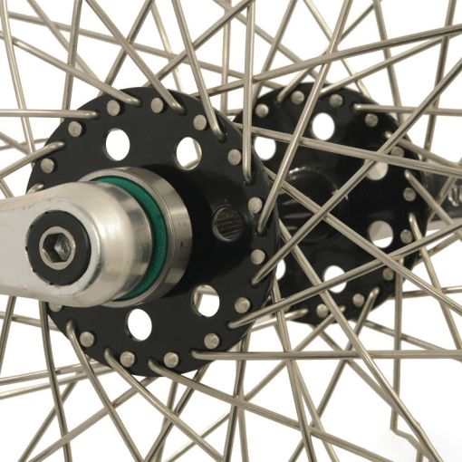Penny Farthing Wheel Building Service