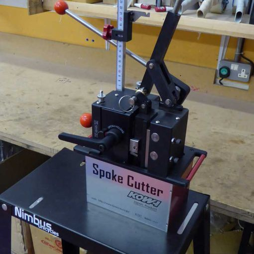 Spoke Cutting and Threading Service