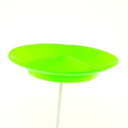 Juggle Dream Spinning Plate - Green (with stick)