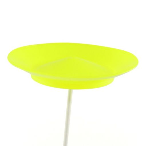 Juggle Dream Spinning Plate - Yellow (with stick)