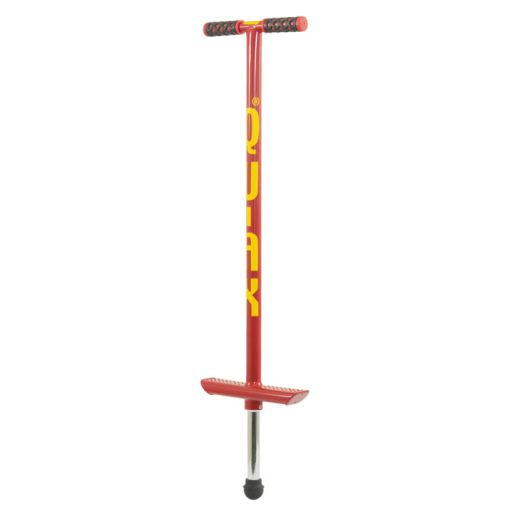 Qu-Ax Pogo Stick, Red - 30KG