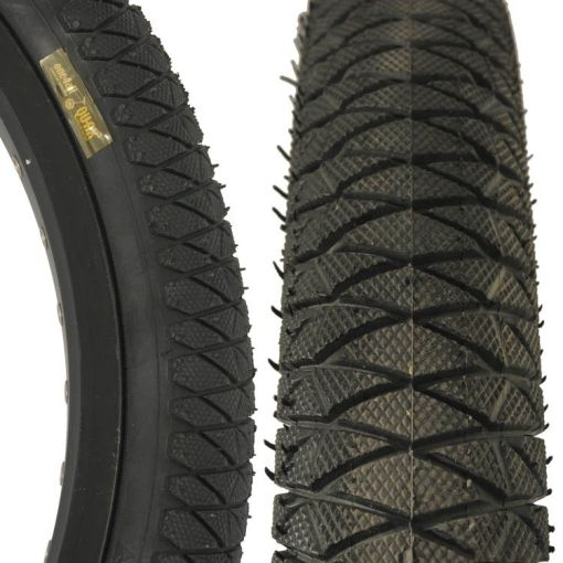 "Qu-Ax Freestyle Tyre 18"" x  1.75"" - Black"