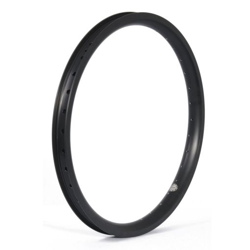 "20"" Nimbus 'Freestyle' Rim - Black, 36 Holes"
