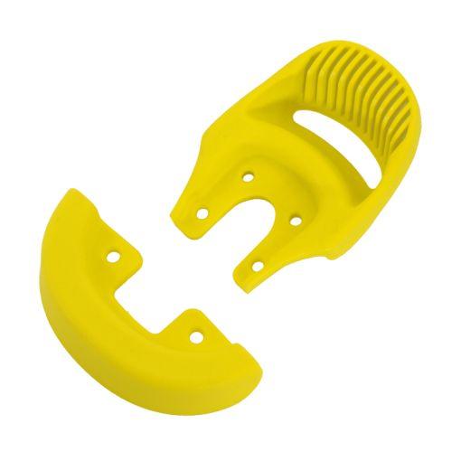 DDK Saddle Handle & Bumper Set - Yellow