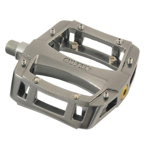 Slim Jim Magnesium Pedals - Gunmetal Grey