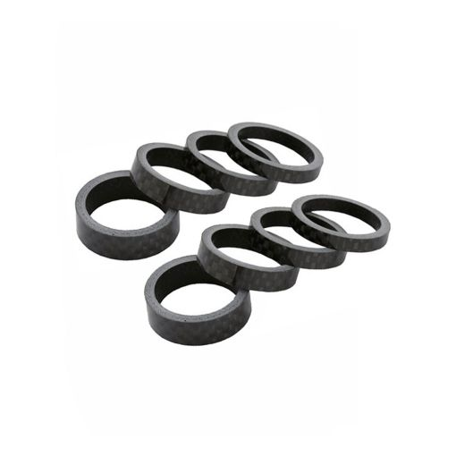 Carbon Spacer Kit for ISIS Hubs