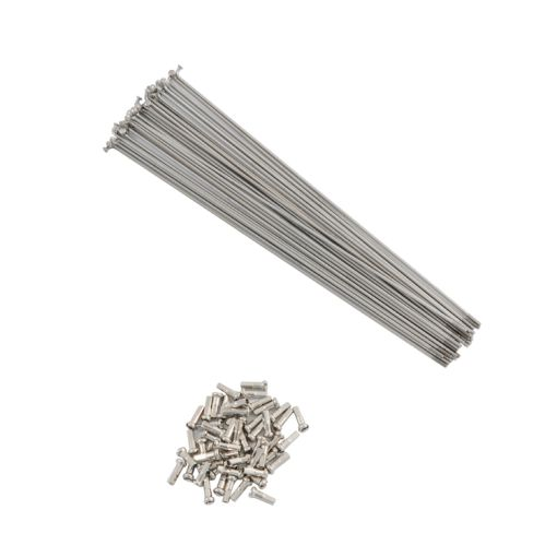 Spokes - 14Guage, Stainless Steel