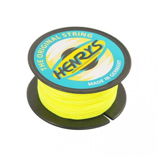 Henrys 25m Reel Yellow Diabolo String