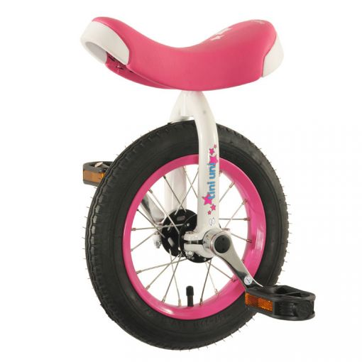 "12"" TiniUni Unicycle - Pink"