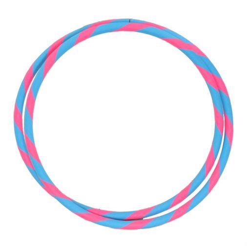 """Travel Hula Hoop 39"""" in Blue & Pink"""