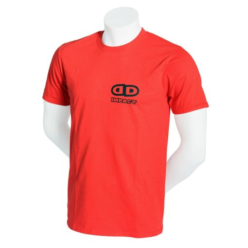 Impact Unicycles T-shirt - Red