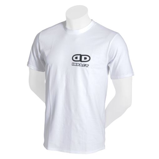 Impact Unicycles T-shirt - White