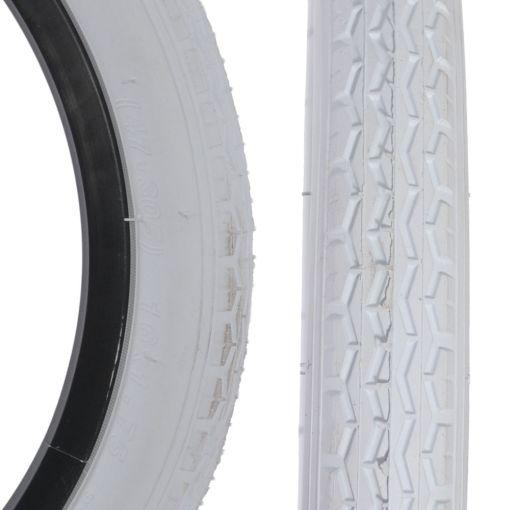 Tyre 16' x 1.75' Tyre - White