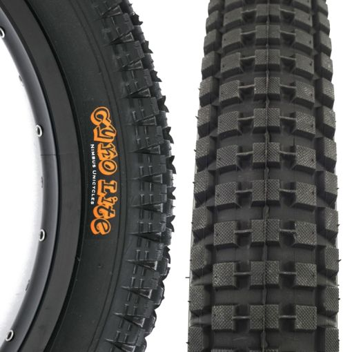 "Nimbus 'Cyko-Lite' Tyre - 19 x 2.5"""