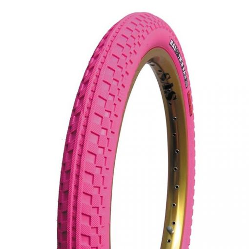 "Halo Twin Rail Tyre 20"" x 2.2"" - Pink"