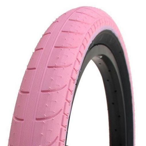 "Stranger Ballast 20"" x 2.45"" Tyre - Pink With Black Sidewall"