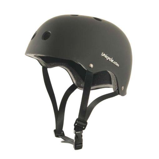 Unicycle.com Cycle Helmet - Black