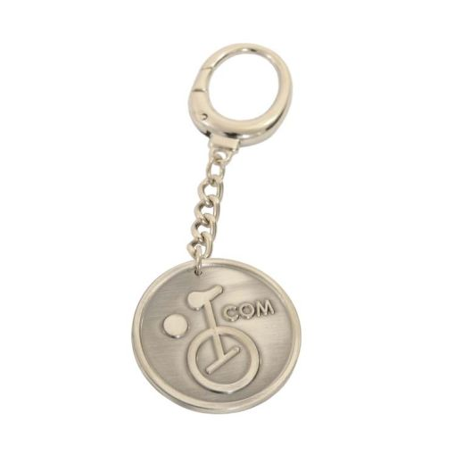 Unicycle.com Keyring