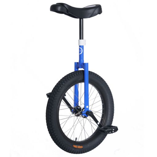 "19"" Club Trials Unicycle - Blue"