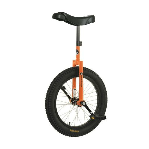 "19"" Club Beginner Trials Unicycle - Orange"