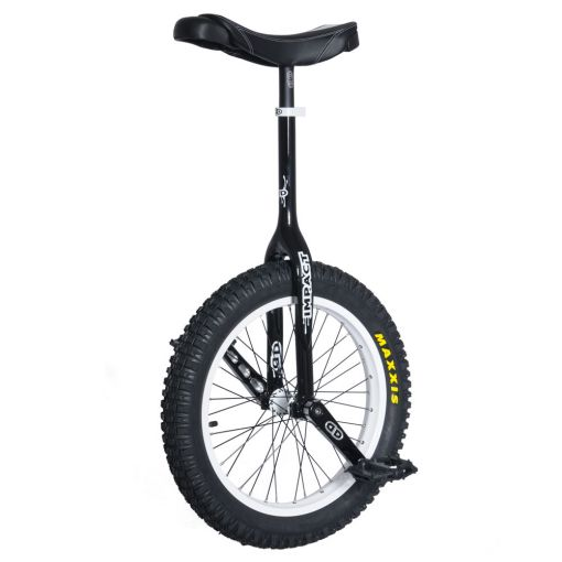 "19"" Impact Gravity Pro Trials Unicycle - Black (32mm)"