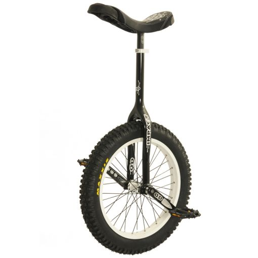 "19"" Impact Gravity Trials Unicycle - Black"