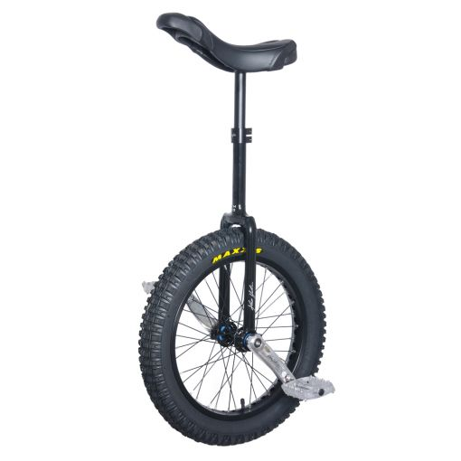"19"" Kris Holm Trials Unicycle - Black"