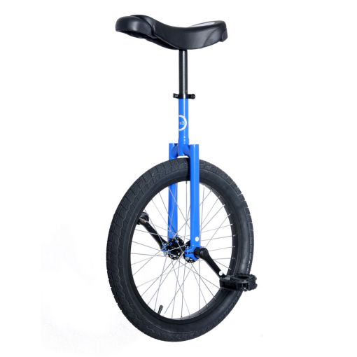 "20"" Club Freestyle Unicycle - Blue (Special Edition)"