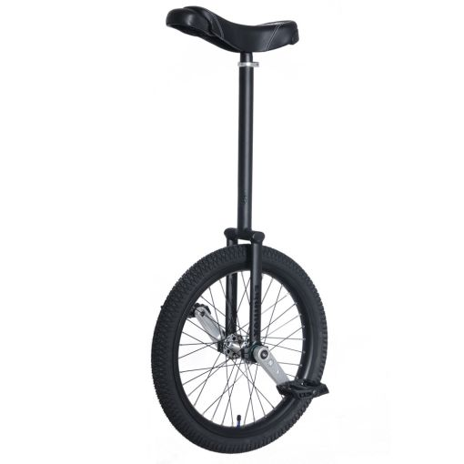 "20"" Nimbus Equinox-Pro Unicycle - Black"