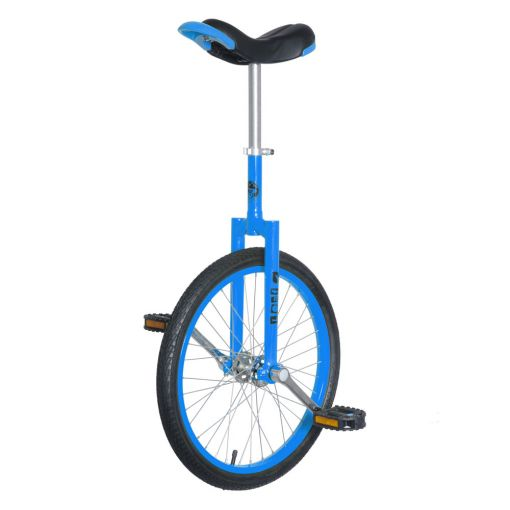 "20"" Leaf Learner Unicycle - Blue"