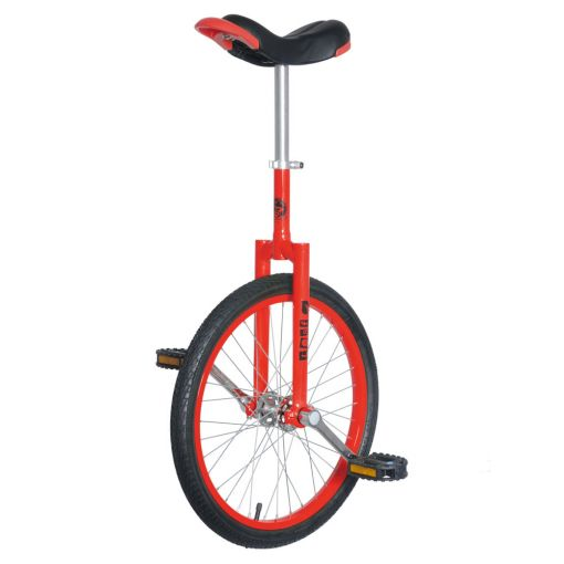"20"" Leaf Learner Unicycle - Red"