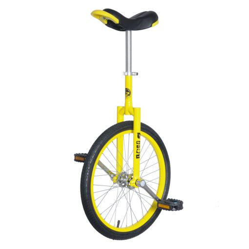 "20"" Leaf Learner Unicycle - Yellow"