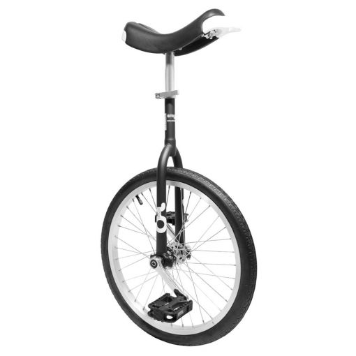 "20"" OnlyOne Learner Unicycle - Black"