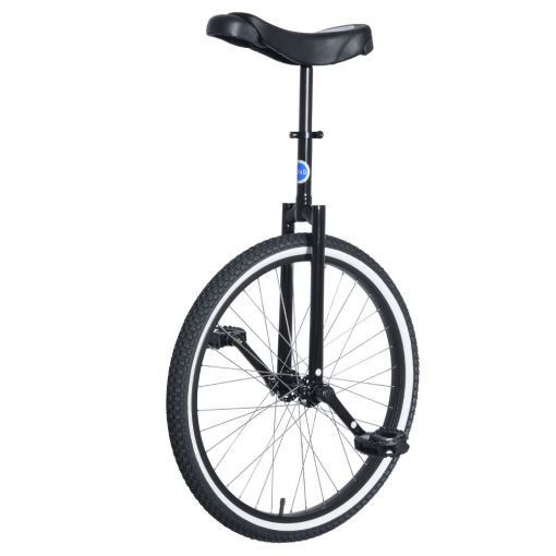 "24"" Club Freestyle Unicycle - Black"