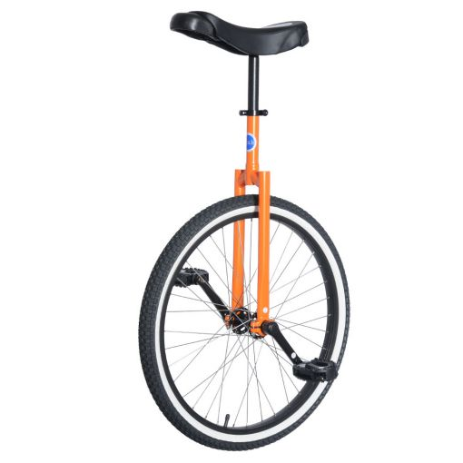 "24"" Club Freestyle Unicycle - Orange"