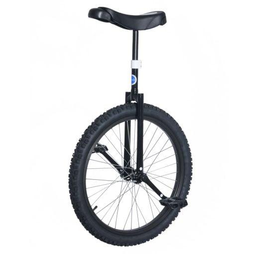 "24"" Club Beginner MUni Unicycle - Black"