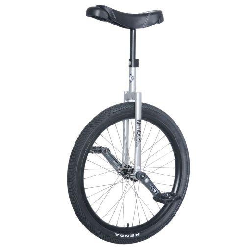 """24"""" Nimbus II Unicycle - Black/Chrome"""