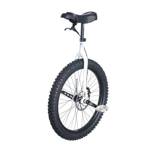 "26"" Impact Gravity MUni Unicycle - White"
