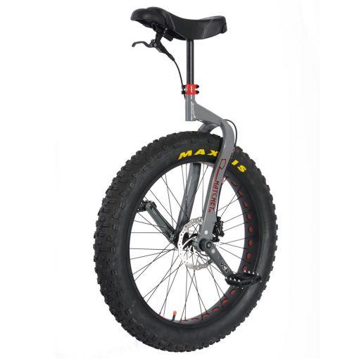"""26"""" Nimbus Hatchet MUni Unicycle - Grey"""