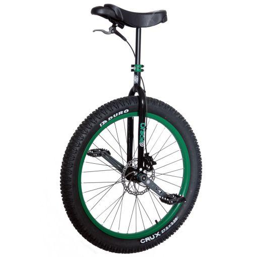"""27.5"""" Nimbus 'Oracle' Unicycle - Racing Green"""