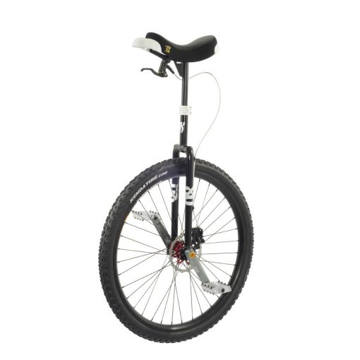 "29"" Qu-Ax 'Q-Axle' Disc Unicycle"