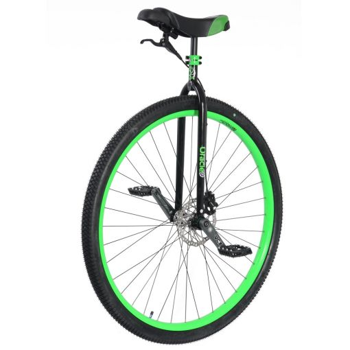 "36"" Nimbus 'Oracle' Road Unicycle - Green"